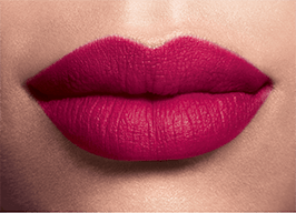 Mark. Labial Líquido mate FPS 15 Rosa Fabuloso
